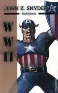John K. Snyder III Sketchbook (WWII) WWII