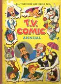 TV Comic Annual HC (1954) 1957