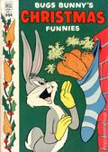 Dell Giant Bugs Bunny's Christmas Funnies (1950) Canadian Edition 3