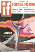 If Worlds of Science Fiction (1952 Pulp Digest) Vol. 8 #2