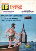 If Worlds of Science Fiction (1952 Pulp Digest) Vol. 15 #7