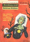 Fantasy and Science Fiction (1949-Present Mercury Publications) Pulp Vol. 10 #6
