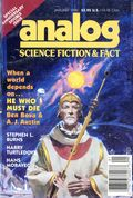Analog Science Fiction/Science Fact (1960) Vol. 112 #1-2