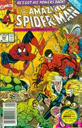 Amazing Spider-Man (1963 1st Series) Mark Jewelers 343MJ