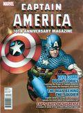 Captain America 70th Anniversary Magazine (2011 Marvel) 0C