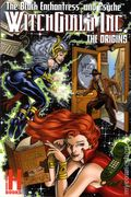 WitchGirls Inc. The Origins TPB (2014 Heroic Publishing) 1-1ST
