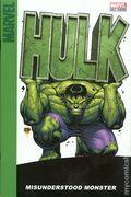 Hulk Misunderstood Monster SC (2008 Marvel) A Target Saddle-Stitched Collection 1-1ST