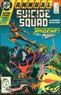 Suicide Squad (1987) Annual 1