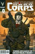 Bloodshot and Hard Corps: Hard Corps (2012 3rd Series) 0.2014A