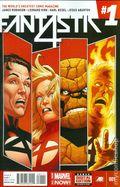 Fantastic Four (2014 5th Series) 1A