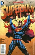 Superman (2011 3rd Series) 28A
