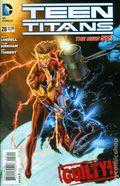 Teen Titans (2011 4th Series) 28A