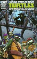 Teenage Mutant Ninja Turtles New Animated Adventures (2013 IDW) 8