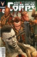 Bloodshot and Hard Corps: Hard Corps (2012 3rd Series) 0.2014C