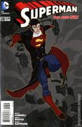 Superman (2011 3rd Series) 28B
