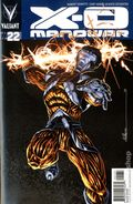 X-O Manowar (2012 3rd Series Valiant) 22C