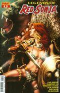 Legends of Red Sonja (2013 Dynamite) 4A