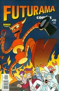 Futurama Comics (2000 Bongo) 70