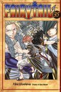 Fairy Tail TPB (2008-2018 Del Rey/Kodansha Digest) 35-1ST