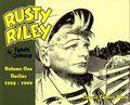 Rusty Riley Dailies HC (2014-2021 Classic Comics Press) By Frank Godwin 1-1ST