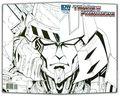 Transformers (2009 IDW) 22RI