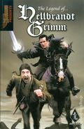 Legend of Hellbrandt Grimm TPB (2002 Black Library) A Warhammer Monthly Presents Graphic Novel 1-1ST