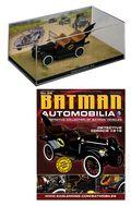 Batman Automobilia: The Definitive Collection of Batman Vehicles (2013- Eaglemoss) Figurine and Magazine #26
