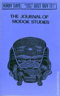 Journal of Modok Studies (2003 Fanzine) 1