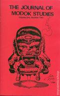 Journal of Modok Studies (2003 Fanzine) 2