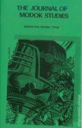 Journal of Modok Studies (2003 Fanzine) 3