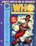 Who's Who in the DCU Update 1993 (Loose-Leaf Edition) 2