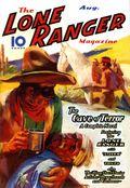 Lone Ranger Magazine Aug 1937 SC (2012 Adventure House) 1-1ST