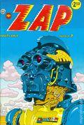 Zap Comix (1968 Apex Novelties) #7, 4th Printing