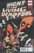Night of the Living Deadpool (2014) 1HASTINGS
