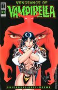 Vengeance of Vampirella (1995) 2WIZARDSIGNED