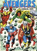 Avengers Annual HC (1975-1978 Marvel UK) 1975