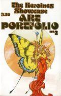 Heroines Showcase Art Portfolio (1979) 2