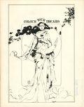 Colour Your Dreams (1972) Fanzine 1