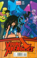 Young Avengers (2012 2nd Series) 1B