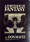 Portfolio of Fantasy The Art of Don Maitz (1980) 1980-SIGNED