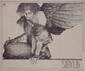 Sibyla Portfolio by Barry Windsor Smith (1979) 1979-SIGNED