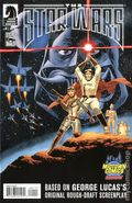 Star Wars (2013 Dark Horse) Lucas Draft 1MIDTOWN