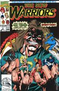 New Warriors (1990 1st Series) 3JCPENNEY
