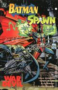 Batman Spawn War Devil (1994) 1SBSIGNED