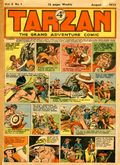 Tarzan the Grand Adventure Comic (1951 Westworld) UK Vol. 2 #1