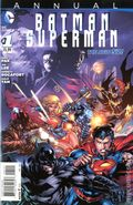Batman Superman (2013 DC) Annual 1B