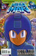 Mega Man (2011 Archie) 34A