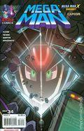 Mega Man (2011 Archie) 34B