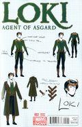 Loki Agent of Asgard (2014) 2B