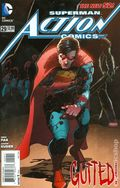 Action Comics (2011 2nd Series) 29A